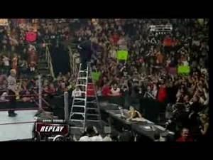 Royal Rumble 2009 Jeff Hardy vs Edge Part 3/4