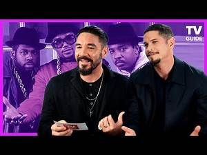 Mayans Cast Plays WHO SAID IT: Mayans MC or Run DMC