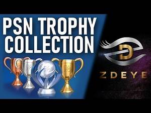 My PlayStation Trophy Collection - 50 Platinums Achieved!