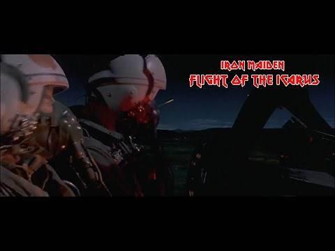 Iron Maiden / Flight of the Icarus Music Video