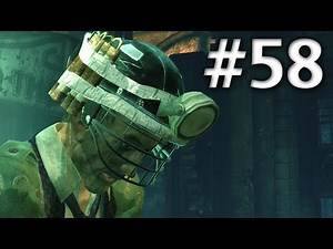 Road To Arkham Knight - Batman Arkham City - Walkthrough Part 58 - The Riddler Boss Puzzle