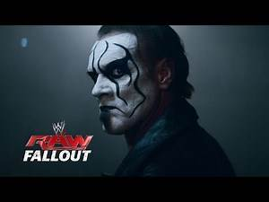 Everyone is talking about Sting - Raw Fallout - July 14, 2014