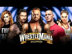 WWE WRESTLEMANIA 37   WWE WRESTLEMANIA 37 MATCH CARD   WRESTLEMANIA 37 MATCH CARD PREDICTIONS   WWE