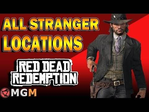 Red Dead Redemption ™ | All Strangers Missions and Locations
