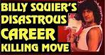 Billy Squier's Awful Rock Me Tonite Music Video That Ended His Career