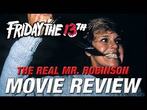FRIDAY THE 13TH (1980) Retro Movie Review