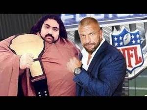 Pakistani Khan baba first wrestling full match. (HD)