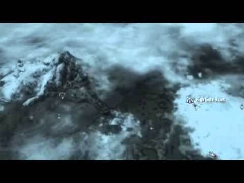 Skyrim - Location Of Stormcall All Three Words Of Power