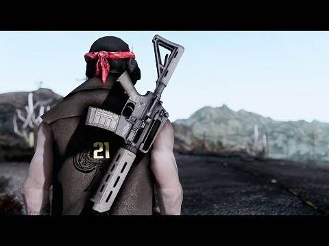 How to Remaster Fallout New Vegas with Mods - Ultimate 2018 Modding Guide