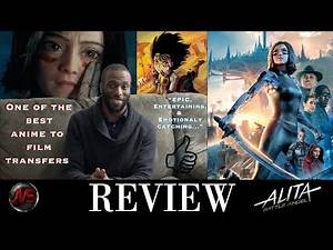 Alita: Battle Angel [MOVIE REVIEW]   (Spoiler Free!) #ALITA