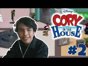 Cory In The House DS Part 2 Playthrough American Businessman