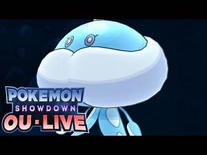 Jellicent Overpowers The OU Tier! Pokemon Showdown OU W/OPJellicent (Smogon USUM)