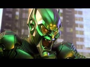 Spider-Man vs Green Goblin Festival Fight
