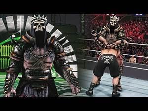 Triple H WWE IMMORTALS Mod! (WWE Games Mod)
