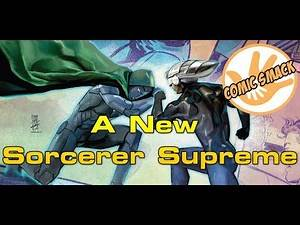 A New Sorcerer Supreme | Infamous Iron Man #8