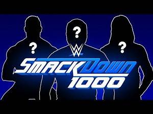 ALL WWE Wrestlers & Legends Confirmed To Return At Smackdown 1000th Episode