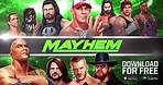 WWE Mayhem (by Reliance Big Entertainment) - iOS/Android - HD Gameplay Trailer