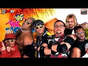WWE2K19   Too Cool w./ Rikishi VS. The Dudley Boyz w./ Spike Dudley   WWE2K Gameplay