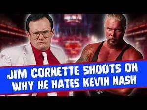 Jim Cornette Shoots On Why He Hates Kevin Nash