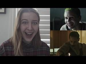 Suicide Squad Joker Trailer Reaction