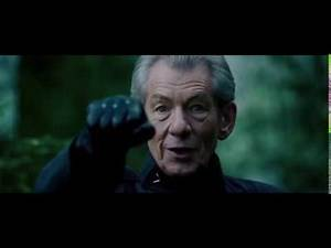 Wolverine vs Magneto Fight Scene HD X Men The Last Stand