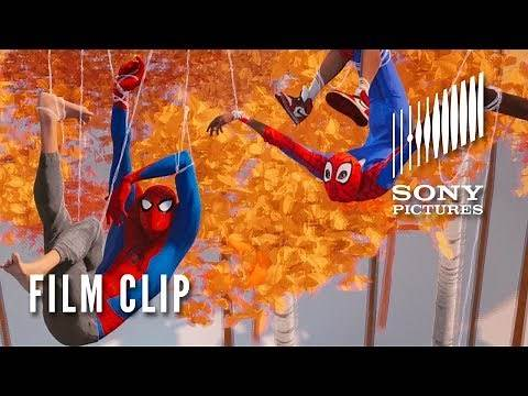SPIDER-MAN: INTO THE SPIDER-VERSE Clip - Another, Another Dimension (In Theaters December 14)