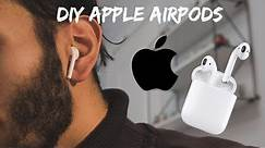 How to make AirPods for FREE!