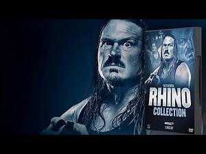 Impact Wrestling - The Essential Rhino Collection DVD Set Reveal