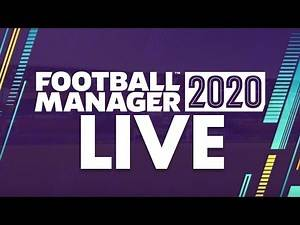 FM20 is out now! Football Manager 2020 Beta Launch Day Livestream & First Look