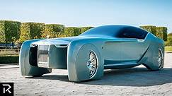 10 Rarest Cars From The Future