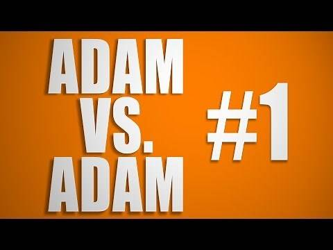 Adam Vs. Adam #1 : Legends Of Wrestling