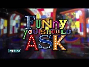 EXTRA Funny You Should Ask 100th Episode