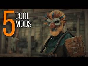 5 Cool Mods - Episode 58 - Fallout 4 Mods (PC/Xbox One)