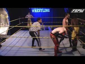 The Wrestling Prodigies vs. The Skinny Dudes w Attitude (SumnerSlam)