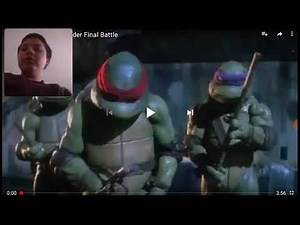 React to tmnt 1990 Shredder's death