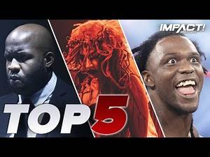 Top 5 Must-See Moments from IMPACT Wrestling for Nov 3, 2020 | IMPACT! Highlights Nov 3, 2020