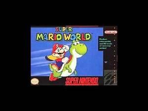 Super Mario World - Overworld Ringtone - Download!