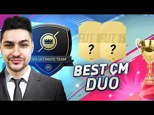 BEST 1 MILLION COINS DUO OF MIDFIELDERS in FIFA 19 DIVISION RIVALS & FUTCHAMPIONS