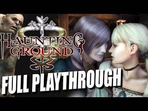 Haunting Ground PS2 Horror Game! | Full Playthrough