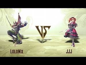 LoloMx (Yoshimitsu) VS JJJ (Amy) - Online Set (25.01.2020)