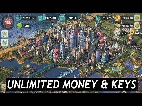SIMCITY BUILDIT MOD APK Latest Update 2020 (UNLIMITED MONEY & KEYS)
