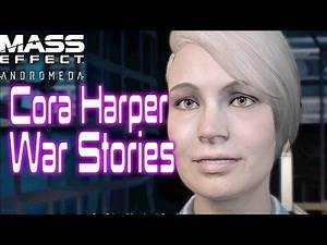 Mass Effect Andromeda | Cora Harper War Stories With The Talein's Daugthers