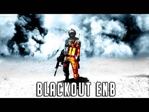 Fallout: New Vegas Blackout ENB