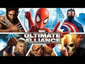Marvel: Ultimate Alliance Mephisto's Realm