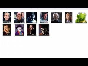 Defeats Of My Favorite Movie Villains Part 4