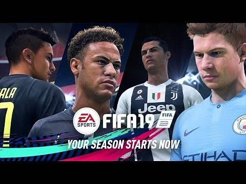 FIFA 19 Demo Trailer | Your Season Starts Now