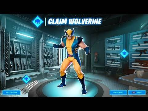 HOW TO GET FREE WOLVERINE SKIN IN FORTNITE SEASON 4! (NEW)