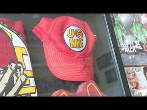 WWE HAT COLLECTION 2018