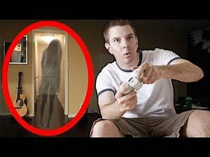 Top 5 SCARIEST Moments Gamers Caught while PLAYING