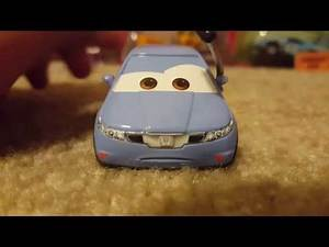 Pixar Cars 2012 Nick Cartone
